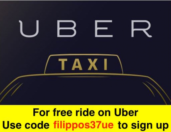 A free ride on the Uber app, free code