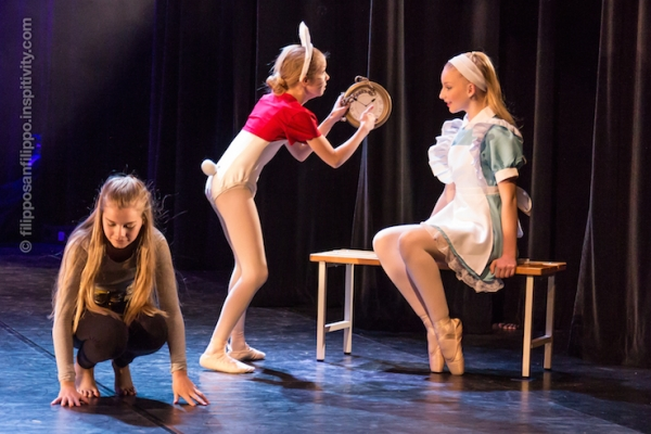 Ålesund Ballettskole: Alice in Wonderland