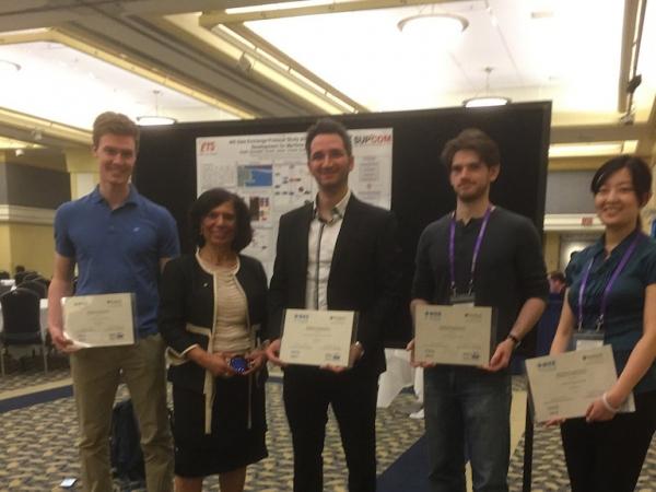 Award IEEE CCECE2015