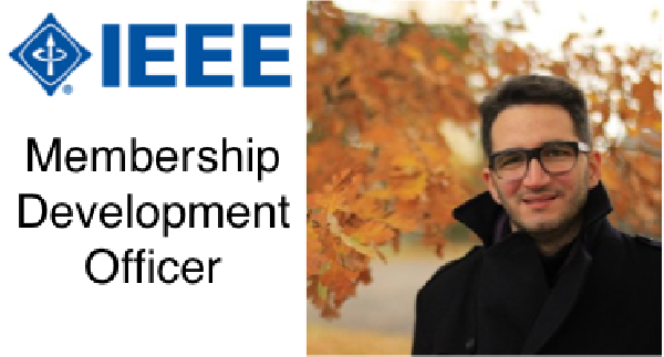 Filippo Sanfilippo elected as Membership Development Officer for the IEEE Norway Section