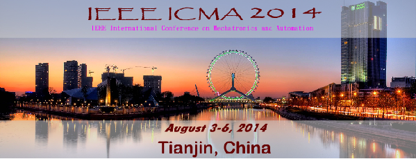 ICMA 2014, notification of paper acceptance