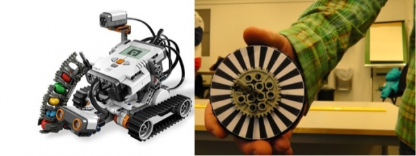 Lego Mindstorms projects at Aalesund University College