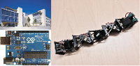 Programming modular robots with Arduino, Aalesund University College
