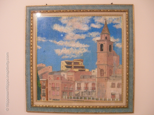 Un dipindo di Agira che nasconde una storia antica dietro le sue linee e colori