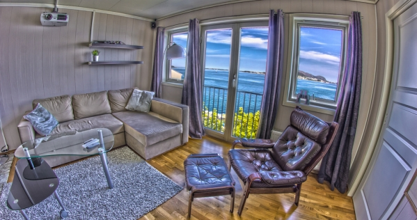 A perfect Airbnb rental for Norway's most beautiful town, Ålesund