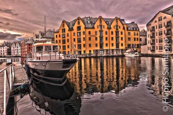 Ålesund and surrounding areas are beautiful. Amazing Norway!