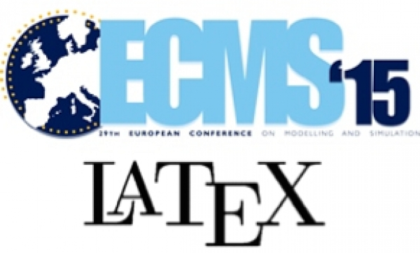 European Conference on Modelling and Simulation (ECMS) bibliography style