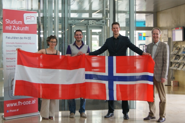 Erasmus+ Staff Mobility for Teaching and Training at Aalesund University College