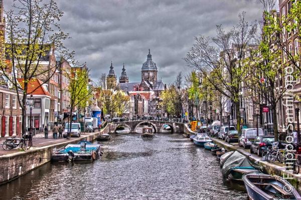 Few hours in Amsterdam