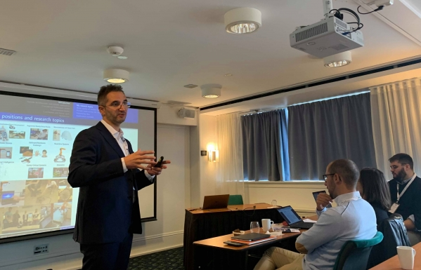 Filippo Sanfilippo elected as a Chair for the IEEE Norway Section