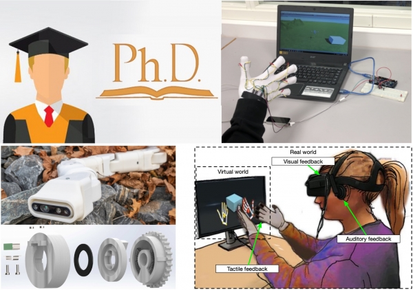 Open PhD Fellowships in Robotics, AI, smart cities, intelligent health. Join our team!