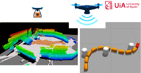 PhD Research Fellow in Collaborative Robots (CoBots) for search and rescue (SAR), at UiA
