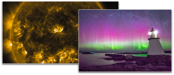 VIDEO: solar Storms Are Bombarding Earth Now, Amped-up Auroras Possible